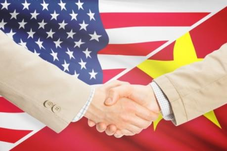 Đại sứ quán Hoa Kỳ trả lời TTXVN về quan hệ thương mại giữa hai nước