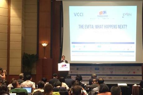 EVFTA: Kỳ vọng về những lợi ích to lớn