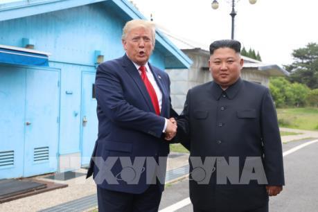 Tổng thống Mỹ tiếp tục mong đợi gặp lại nhà lãnh đạo Triều Tiên