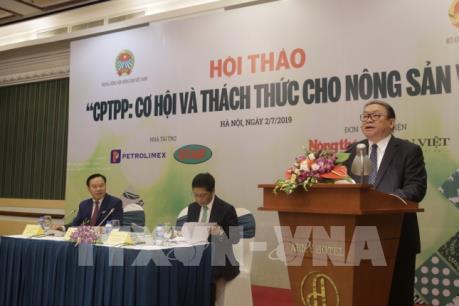Nông sản Việt và cơ hội ra biển lớn