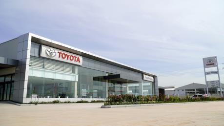 Toyota Việt Nam mở rộng hoạt động tại Bắc Giang