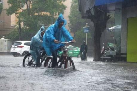 Dự báo thời tiết 3 ngày tới: Bắc Bộ và Bắc Trung Bộ có mưa rất to