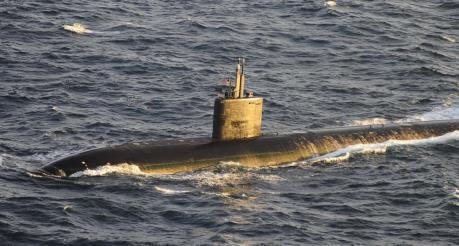 Cháy tàu lặn của quân đội Nga, nhiều người thiệt mạng