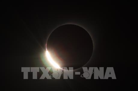 Chiêm ngưỡng nhật thực toàn phần tại Argentina và Chile