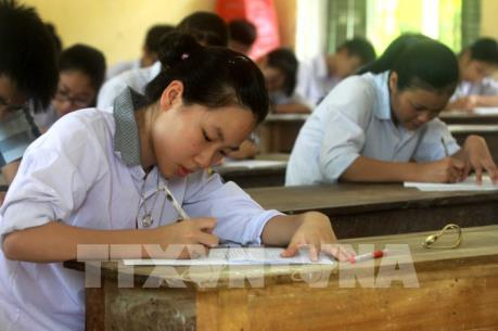 Tp HCM: Nhiều trường giảm điểm chuẩn vào lớp 10 công lập