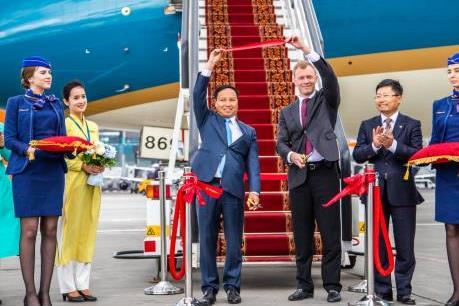 Vietnam Airlines giảm 15% giá vé nhân sự kiện chuyển khai thác sang sân bay Sheremetyevo