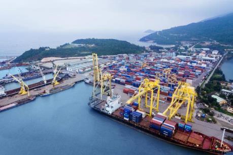 Hàng hóa thông qua cảng Đà Nẵng tăng trưởng mạnh