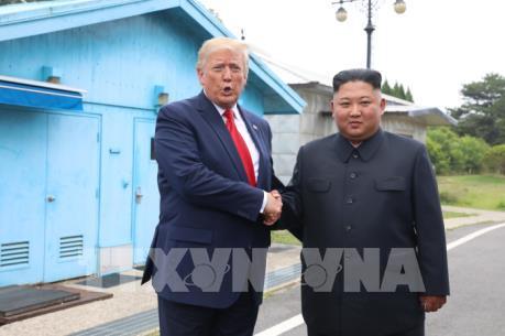 """Triều Tiên cáo buộc Mỹ """"quyết tâm"""" thực hiện những hành động thù địch"""