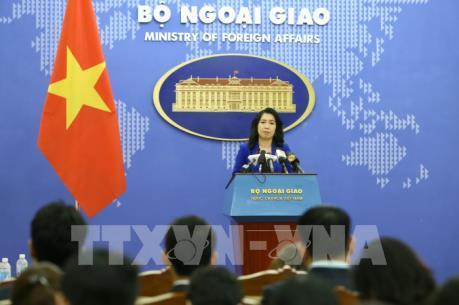 Người Phát ngôn Bộ Ngoại giao Việt Nam: Xử nghiêm vụ chồng Hàn Quốc bạo hành vợ người Việt