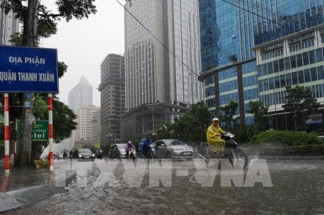 Dự báo thời tiết ngày mai 5/7: Bắc Bộ mưa lớn diện rộng