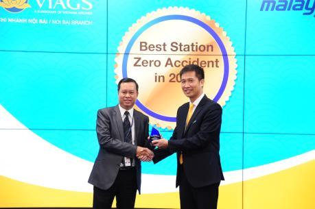 VIAGS tiếp tục nhận nhiều giải thưởng từ các hãng hàng không châu Á