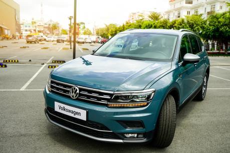 Volkswagen Việt Nam ra mắt SUV 7 chỗ Tiguan Allspace LUXURY