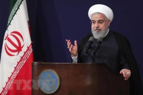 Tổng thống Hassan Rouhani: Iran không đàm phán song phương với Mỹ