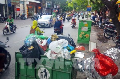 Cần Thơ xử lý 3.000 tấn rác để phát điện