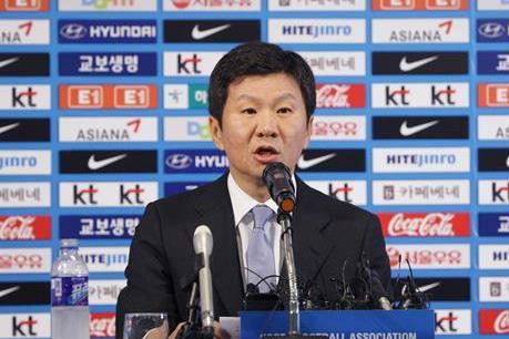 Hàn Quốc đề nghị Triều Tiên đồng đăng cai World Cup bóng đá nữ 2023