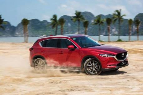 Bảng giá xe ô tô Mazda tháng 7/2019, ưu đãi khủng cho tất cả mẫu xe