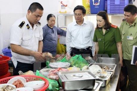 Từ tháng 7, Hà Nội có hệ thống cảnh báo nhanh an toàn vệ sinh thực phẩm
