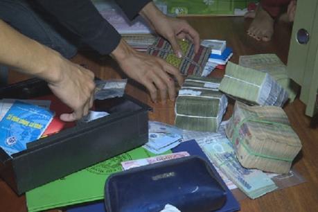 Đắk Lắk đột kích 27 tụ điểm tổ chức đánh bạc dưới hình thức lô đề