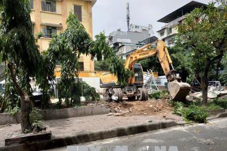 Hà Nội xử lý dứt điểm vi phạm trong trật tự xây dựng đô thị