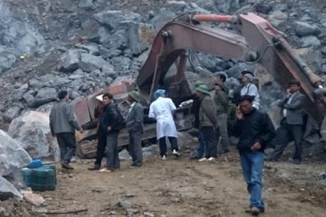 Tai nạn hầm mỏ ở Trung Quốc làm 15 người thương vong