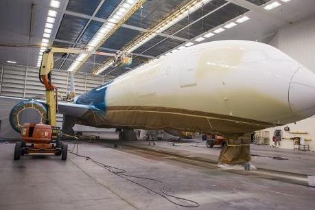 Vietnam Airlines sắp nhận siêu tàu bay Boeing 787-10 Dreamliner đầu tiên