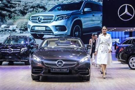 Vì sao doanh số bán ô tô toàn thị trường Việt Nam chỉ tăng 0,1%?