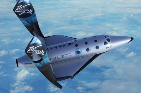 Công ty du lịch không gian đầu tiên được niêm yết trên thị trường chứng khoán
