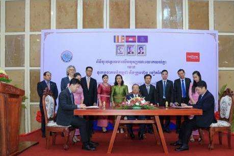Campuchia thị trường quốc tế đầu tiên của Viettel triển khai 5G