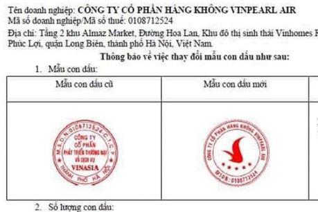 Cục Hàng không Việt Nam thông tin về Hãng hàng không Vinpearl Air