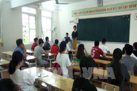 Thi tốt nghiệp THPT 2020: Giữ nguyên 3 đầu điểm với bài thi tổ hợp