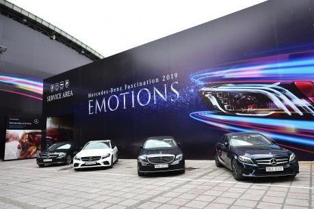 """Cơ hội trải nghiệm nhiều mẫu xe ô tô và mua xe """"giá mềm"""" tại Fascination"""