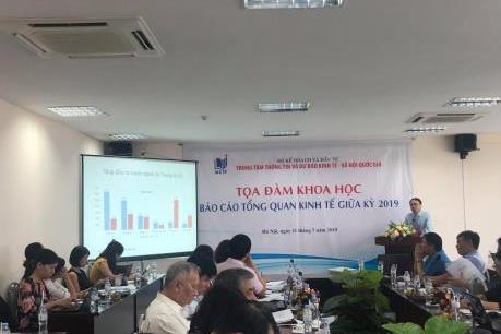 Dự báo tăng trưởng kinh tế 2019 của Việt Nam có thể đạt 6,86%