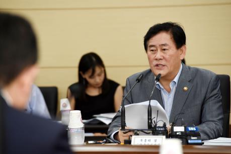 Tuyên án 5 năm tù giam với cựu Phó Thủ tướng Hàn Quốc