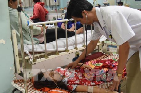 Tăng cường công tác điều trị khi sốt xuất huyết bùng phát