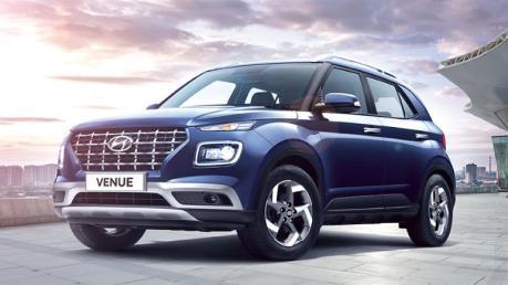 Hyundai đặt mục tiêu bán 8.000 xe thể thao đa dụng Venue