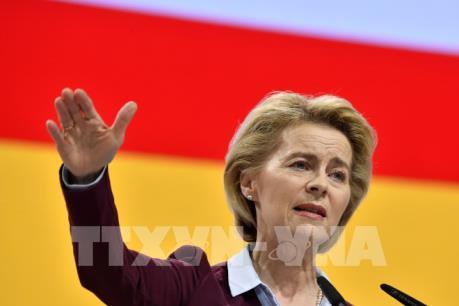 Nghị viện châu Âu sẽ bỏ phiếu bổ nhiệm Chủ tịch EC vào ngày 16/7
