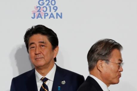 Mỹ tìm cách hòa giải Hàn Quốc và Nhật Bản