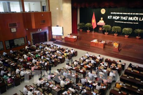 Kỳ họp thứ 15, HĐND Tp Hồ Chí Minh: Giải quyết vấn đề Thủ Thiêm hợp tình, hợp lý