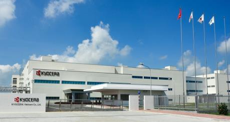 Việt Nam là trung tâm sản xuất quan trọng của Kyocera ở châu Á