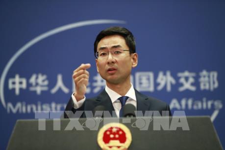 Trung Quốc cảnh báo trừng phạt công ty Mỹ bán vũ khí cho Đài Loan