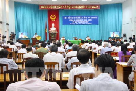 Đề nghị công nhận thị xã Tân Châu, tỉnh An Giang là đô thị loại III