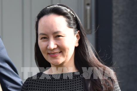 """Trung Quốc kêu gọi Canada """"sửa chữa sai lầm"""" về vụ bắt giữ CFO của Huawei"""
