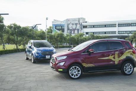 """Ford Việt Nam trao giải cuộc thi Ford EcoSport - Paint Your """"True Color"""""""