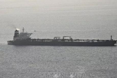 Anh: Tàu chở dầu Iran sẽ được thả nếu bảo đảm về đích đến