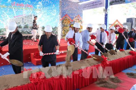 Khởi công xây dựng bệnh viện đa khoa Bến Tre cơ sở II với 450 giường bệnh