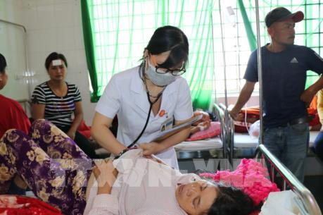 Đắk Lắk có báo cáo nhanh gửi Bộ Y tế về vụ ngộ độc thực phẩm tập thể