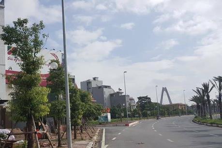 Quy hoạch đất chi tiết phường Nhật Tân, Tây Hồ, Hà Nội