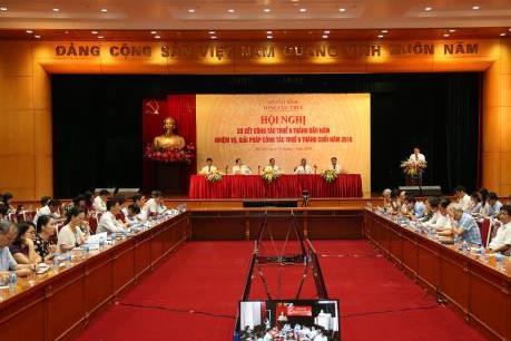Thứ trưởng Trần Xuân Hà: Tình trạng trốn thuế, chuyển giá còn phức tạp