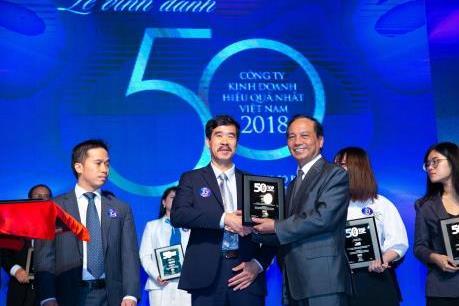 Vinamilk là doanh nghiệp Việt duy nhất lọt Top 50 công ty quyền lực nhất châu Á