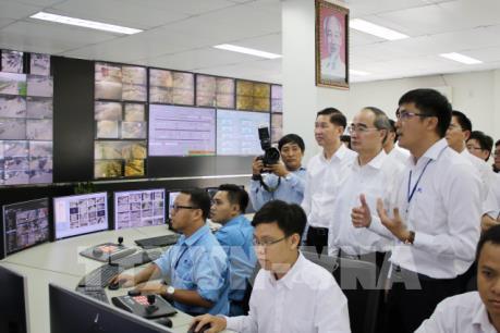 Mở rộng quy mô Trung tâm Điều hành giao thông thông minh Tp. Hồ Chí Minh